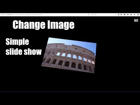 Change A 3D Model's Texture Dynamically In A Web Browser Learn How By Creating A Simple Slide Show