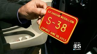 San Francisco Could Be On Hook For Defaulting Taxi Medallion Loans