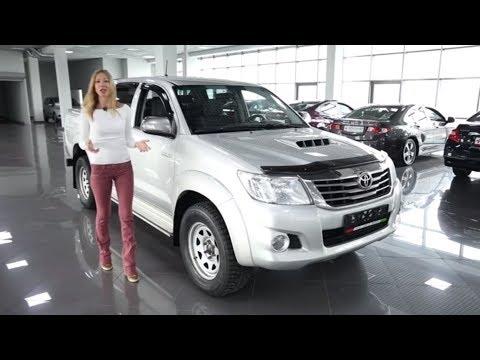 Toyota Hilux 2012 | Подержанные автомобили