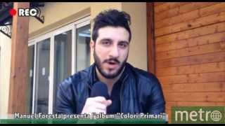 Manuel Foresta presenta Colori Primari