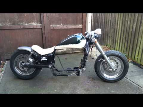 kawasaki vn 1500 bobber pirate engineering youtube. Black Bedroom Furniture Sets. Home Design Ideas