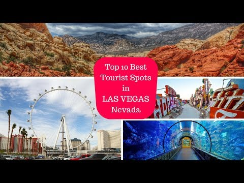 Top 10 Best Tourist Spots In LAS VEGAS NEVADA | RK Travel