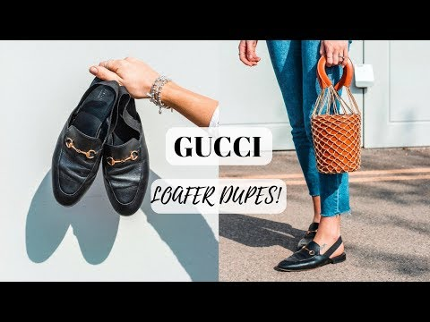 8 GUCCI LOAFER