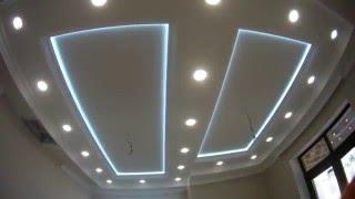 Точечные светильники и диодная подсветка.(, 2016-01-10T15:29:30.000Z)