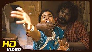 Rummy   Tamil Movie   Scenes   Clips   Comedy   Songs   Joe Mallori's men burns Vijay Sethupathy