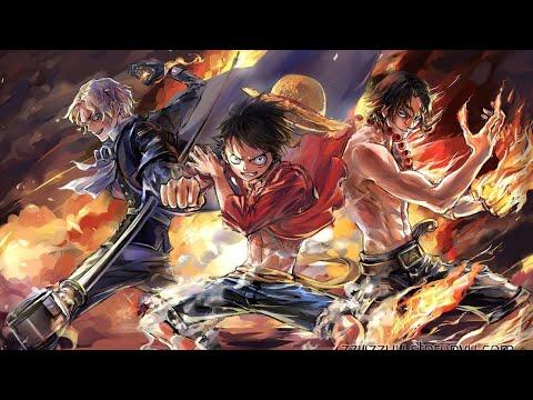 Kho Báu Huyền Thoại Sức Mạnh Của Bộ 3 Ace Sabo Luffy