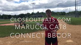LongballBats com Heat Rolling A 2019 Marucci CAT8 USSSA
