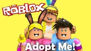 ROBLOX - O MAMA MODERNA SI COPILUL EI JOCUL ADOPT ME MAMA AND BABY | Fireflies Kids