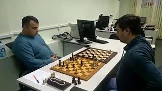 Закончился матч  Денис Симонов - Камо Гуртовой по Chess-transit!