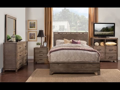 Sydney Bedroom Collection By Alpine Furniture