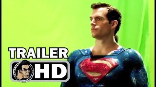 JUSTICE LEAGUE Superman & Batman Test Footage Trailer (2018) DC Superhero Movie HD