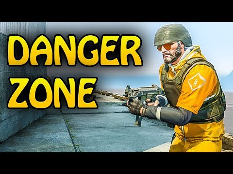 CSGO Danger Zone - Battle Royale - Free To Play!