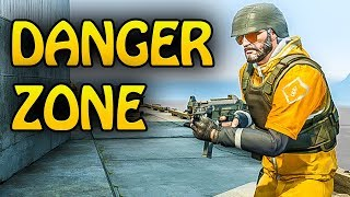 CSGO Danger Zone   Battle Royale   Free To Play