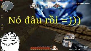 [ Bình Luận CF ] Ngụy Trang Troll Zombie - Tiền Zombie v4