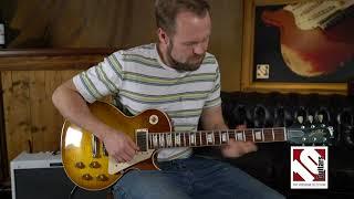 2016 Gibson Les Paul '58 Standard Historic Reissue Iced Tea