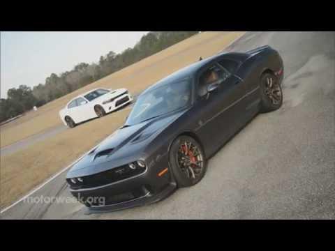 MotorWeek | Road Test: 2015 Charger/Challenger Hellcat