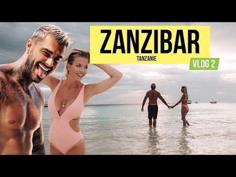 ZANZIBAR - THIBAULT ET JESS VS LES MOUSTIQUES !