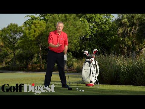 Martin Hall: Swinging Too Fast | Golf Digest