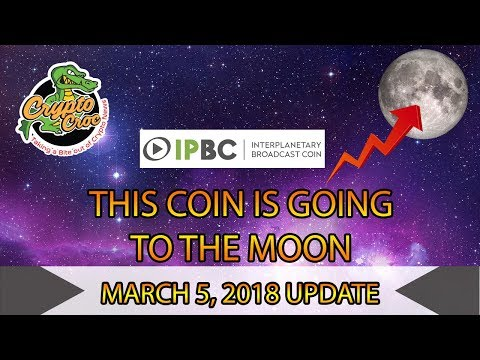 Interplanetary Broadcast Coin (IPBC) - YOUTUBE COMPETITOR!