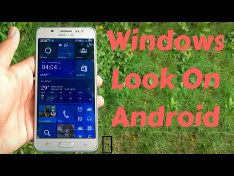 How To Install Windows Phone OS On Android (no ROM) || Windows Phone Edition Android Phone || 🔥EB