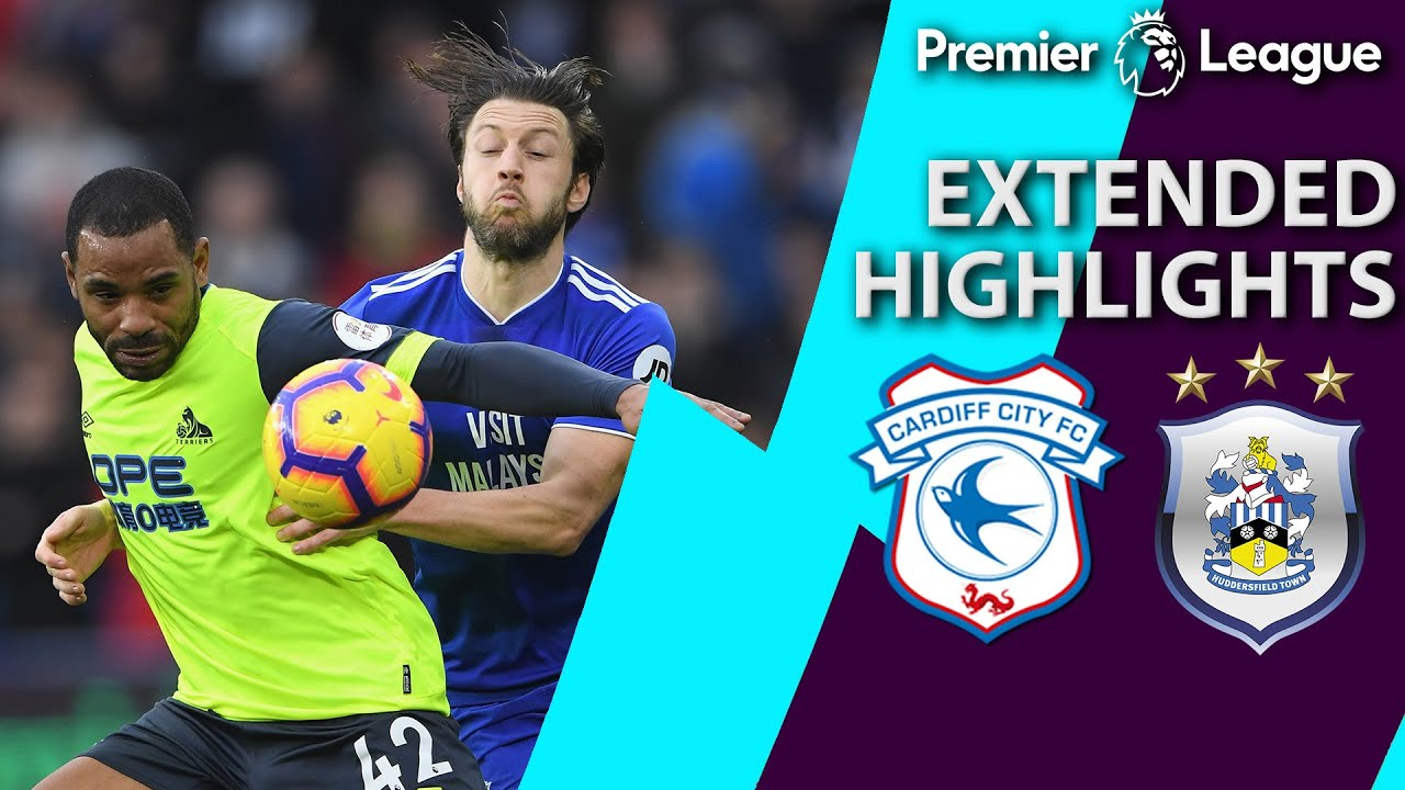 Cardiff City v. Huddersfield | PREMIER LEAGUE EXTENDED HIGHLIGHTS | 1/12/19 | NBC Sports