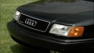 MotorWeek | Retro Review: '93 Audi 100CS Quattro