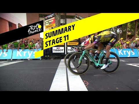 Summary - Stage 11 - Tour de France 2019