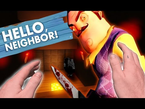 Minecraft Realistic: Hello Neighbor - KILLING The NEW Neighbor!
