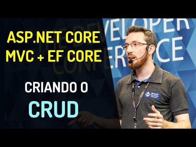 ASP.NET Core MVC + EF Core Code First: Criando o CRUD