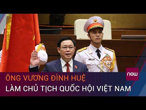 Ông Vương Đình Huệ làm Chủ tịch Quốc hội Việt Nam | VTC Now