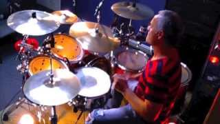 Two Princes - Spin Doctors Drum Cover By Domenic Nardone