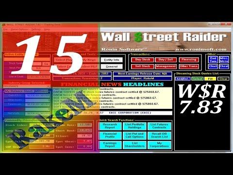 Let's Play W$R v7.83 - Episode 15