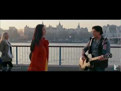 Jab Tak Hai Jaan movie song lyrics