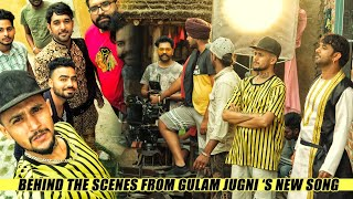 Behind The Scenes | Sheesha | Gulam Jugni