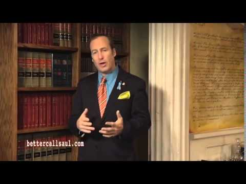 Breaking Bad Season 3 Saul Goodman Commercial 480p