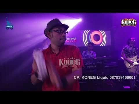 KONEG LIQUID & NELLA KHARISMA ~ SAYANG [LIVE CONCERT - Liquid Cafe JOGJA] [Cover]