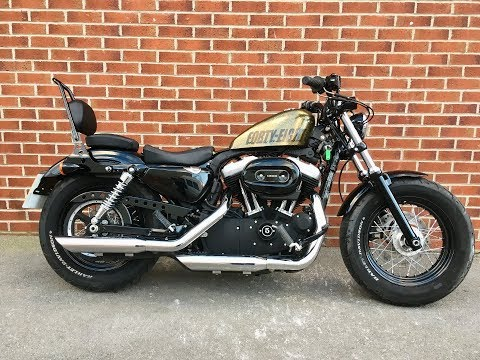 2014 Harley Davidson Fort Eight. 48. 3761 miles. #25155