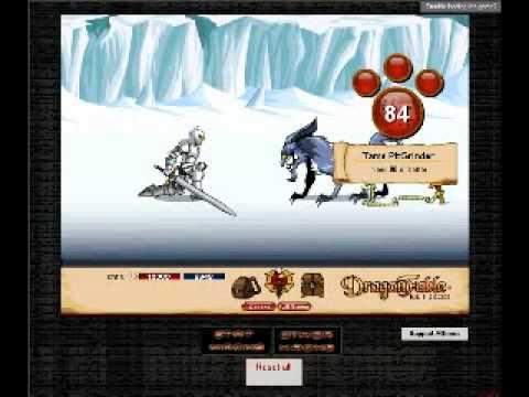 dragonfable trainer 2011