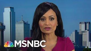Donald Trump Spokesperson: Hillary Clinton Has Not Been Vetted | MSNBC