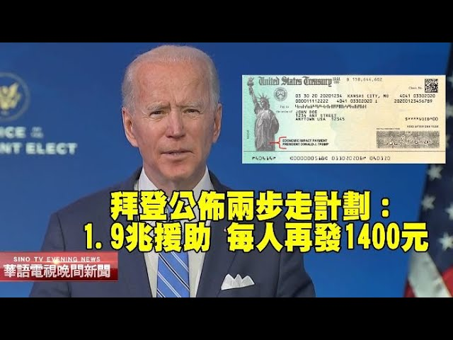 華語晚間新聞011421