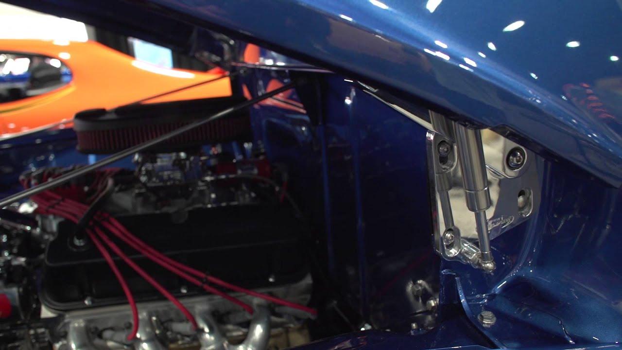 Eddie Motorsports 1953 56 Ford F100 Hinges Chop Cut Rebuild Truck Wiring