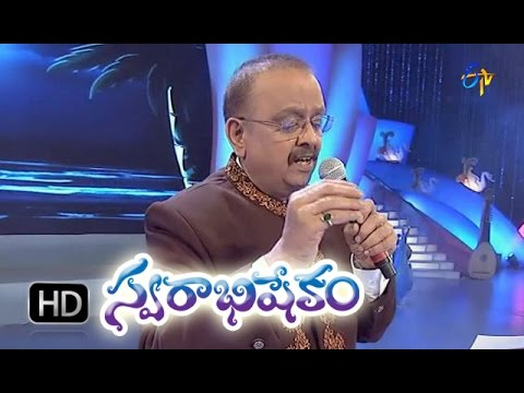Lali Jo Lali Jo Uruko Papayi Song - SP.Balasubrahmanyam in ETV Swarabhishekam - 25th Oct 2015