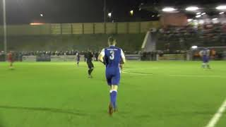 Scarborough Athletic FC 4 v 0 Buxton FC  16 10 2018