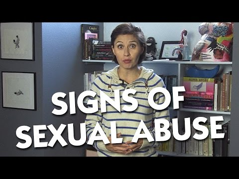 Signs of Sexual Abuse - trigger warning