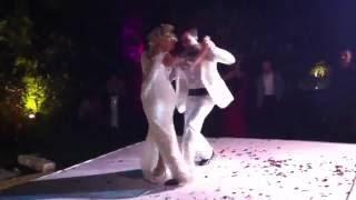 Halide & İdris Düğün Dansı TANGO