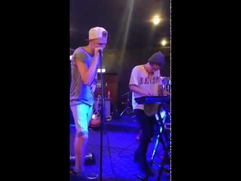 Tristan Evans singing Risk It All