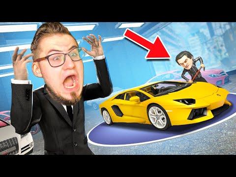 МОЙ АВТОСАЛОН ОБОКРАЛИ! УГНАЛИ BMW ЗА 100.000$! ( CAR DEALER )