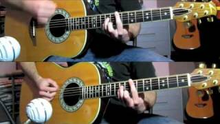 """With Me"" Sum 41 Guitar Cover"