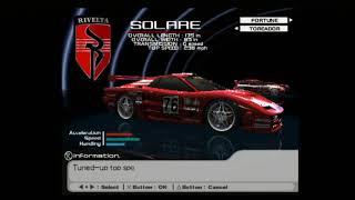 Ridge Racer V Gameplay