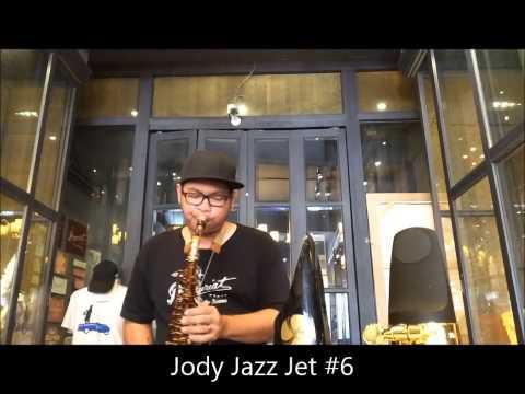 Soundcheck Jody Jazz Alto HR & Jet